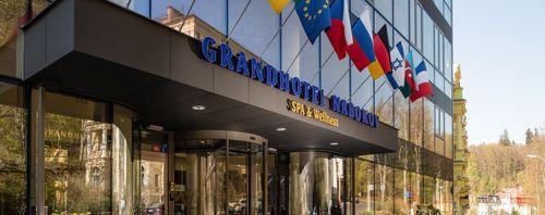 Санаторий Grandhotel Nabokov