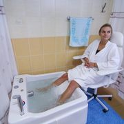 Whirlpool baths for feet