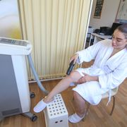 Local cryotherapy