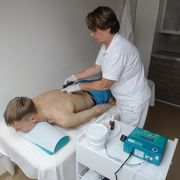 Gas injections CO2 (CO2 carboxytherapy)