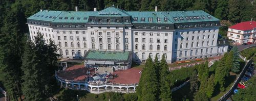 Spa Hotel Radium Palace