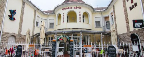 Отель Astoria Pension