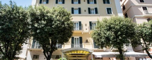 Hotel Francia and Quirinale