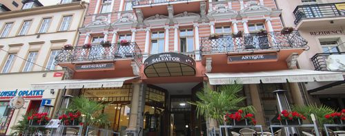 Spa Hotel Salvator
