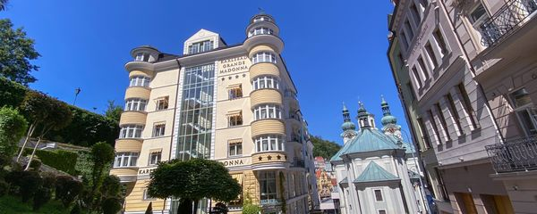 Spa and Wellness Hotel Karlsbad Grande Madonna