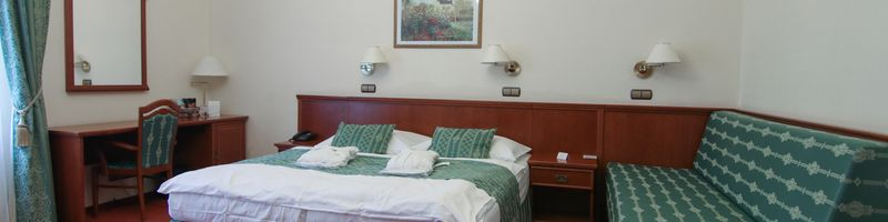 Double room «Superior Atrium»