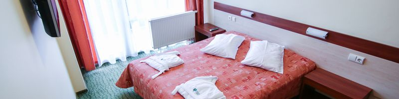"Double Room ""Lux"" (Zhilvinas 1,2, Egle 2)"