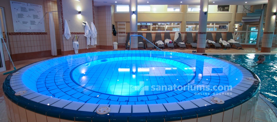 Spa Hotel Lotus Therme