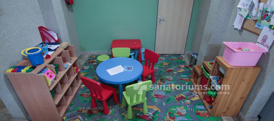 Spa Hotel Helios - children's area