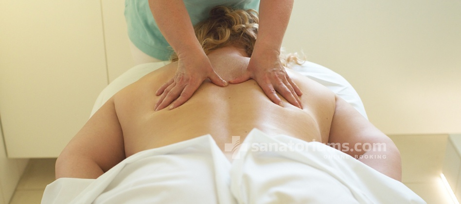 Spa Hotel Kamenne Lazne - massage