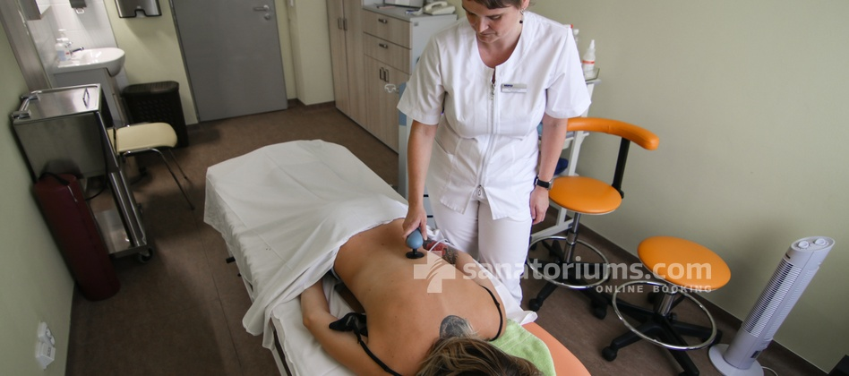 Spa Hotel Kijev - radiofrequency