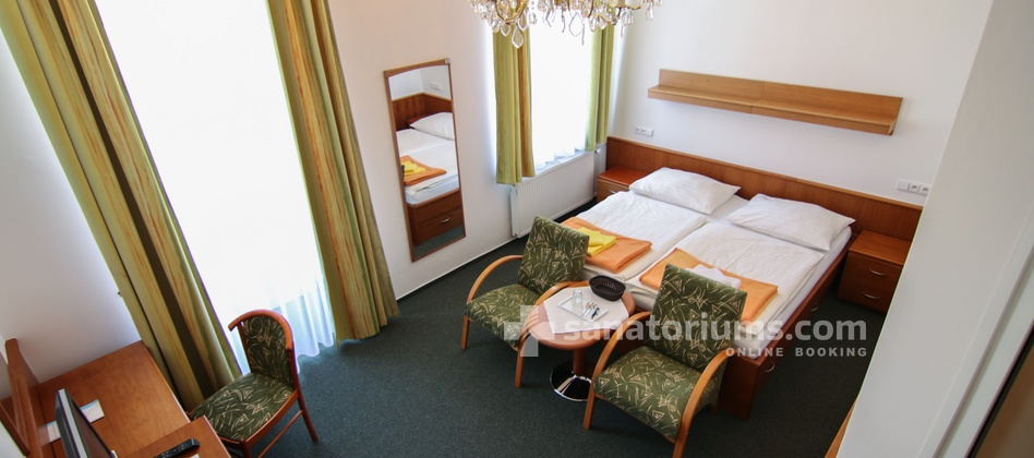 Spa Hotel Kijev - double room