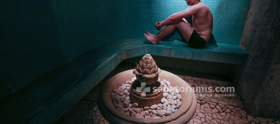 Spa Hotel Terme Milano - thermal grotto