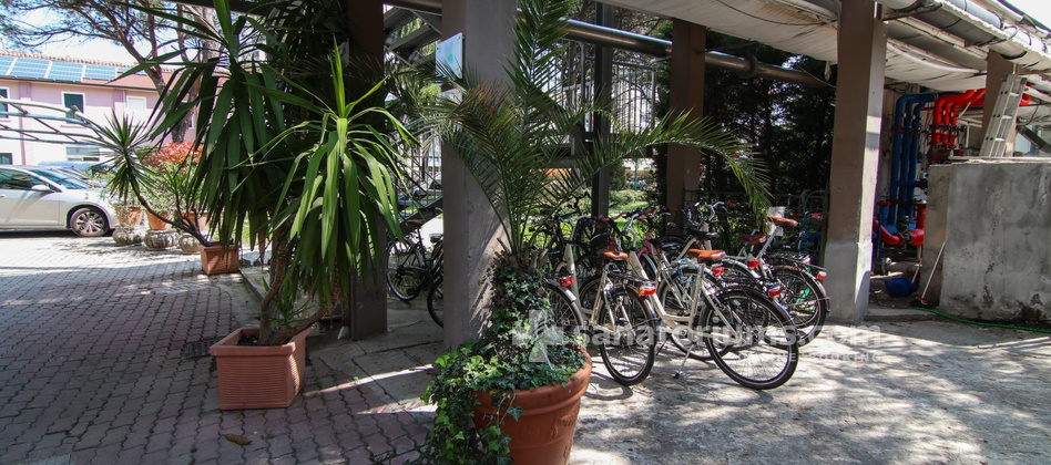 Spa Hotel Terme Milano - bicycles for rent