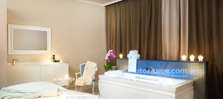 Grand Hotel Trieste & Victoria - SPA-center
