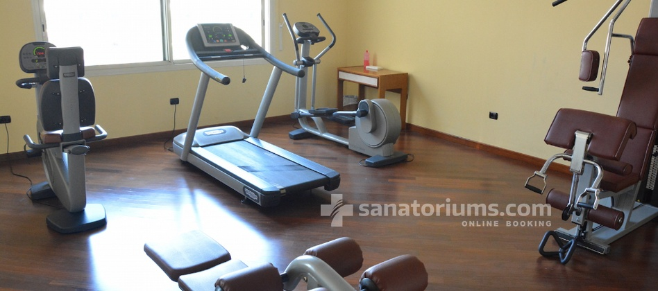 Spa Hotel Terme All'Alba - fitness