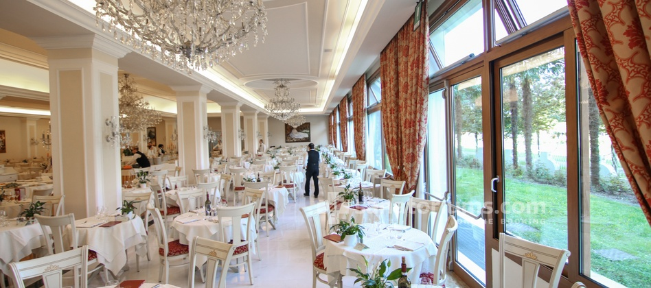 Spa Hotel Terme All'Alba - restaurant
