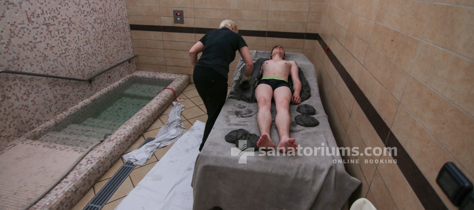 Spa Hotel Terme All'Alba - mud applications