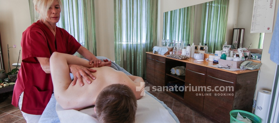 Spa Hotel Terme All'Alba - massage