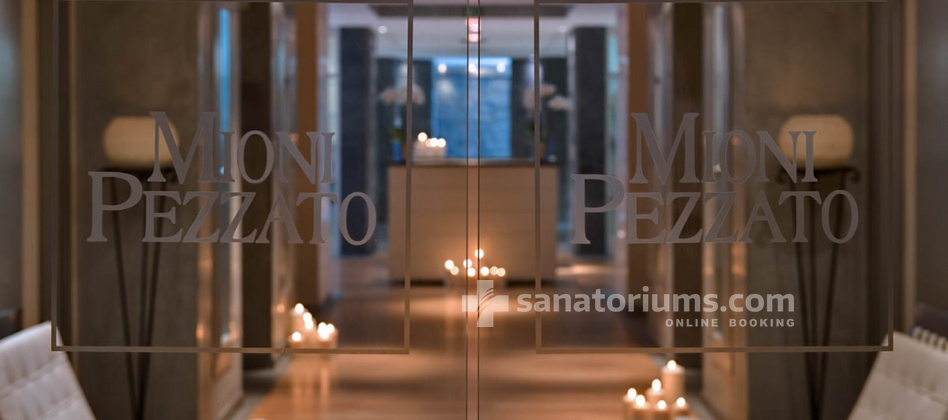 Spa Hotel Mioni Pezzato & SPA - interior of the medical department