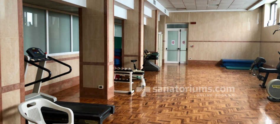 Spa Hotel Terme Marconi - fitness