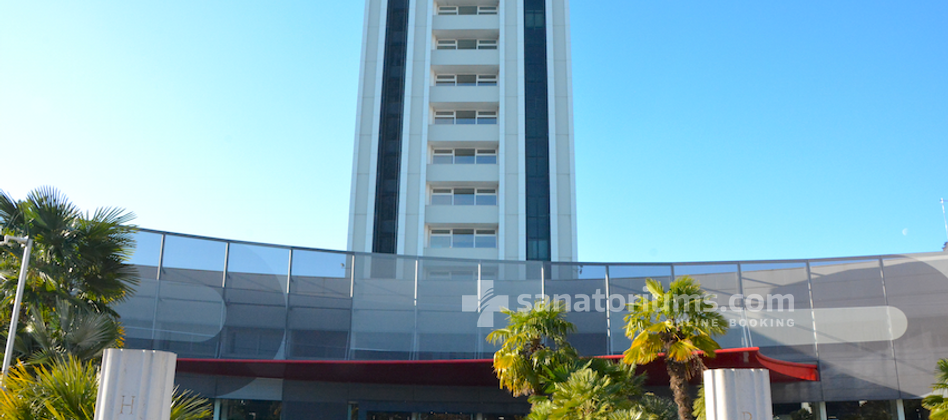Spa Hotel Panoramic Plaza - building