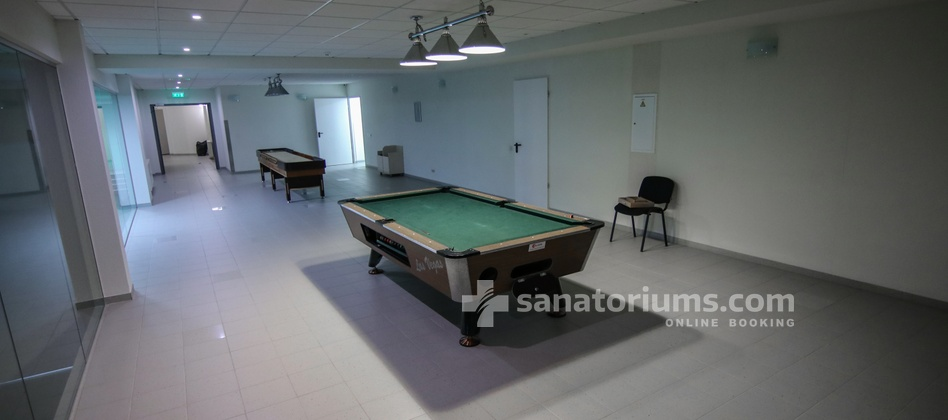 Spa Hotel Egle Comfort - billiards for an additional fee