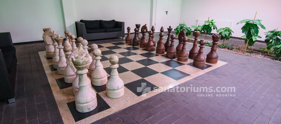 Spa Hotel Egle Comfort - chess