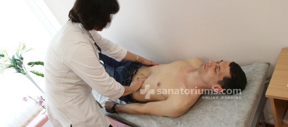Spa Hotel Europa Royale - examination by a doctor