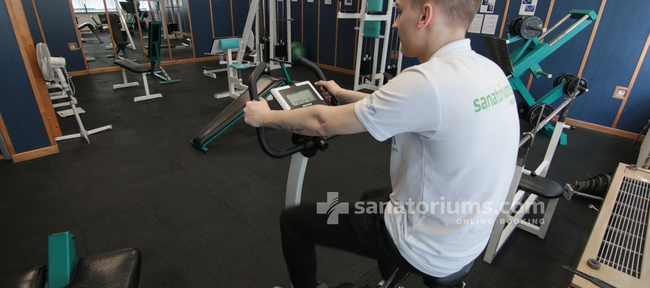 Spa Hotel Morava - fitness for extra charge