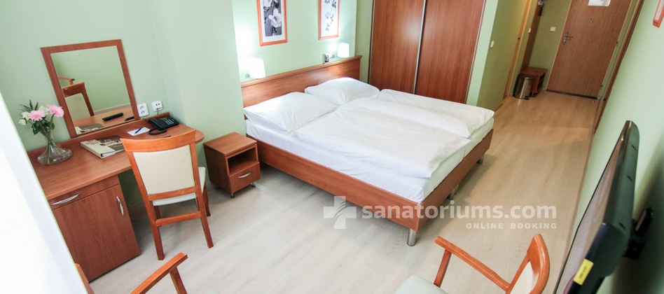 "Spa Hotel Central - double room ""superior"""