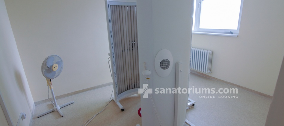Spa Hotel Central - 3d phototherapy