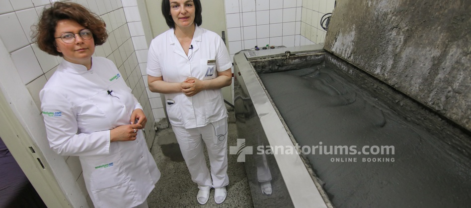Spa Hotel Central - sanatoriums.com balneologist discusses healing mud features