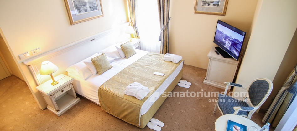 "Spa Hotel Savoy Westend - double room ""standard"""