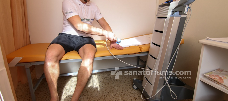 Spa Hotel Goethe - ultrasound therapy