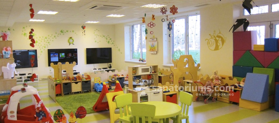Spa Hotel Egle Comfort - children's playroom