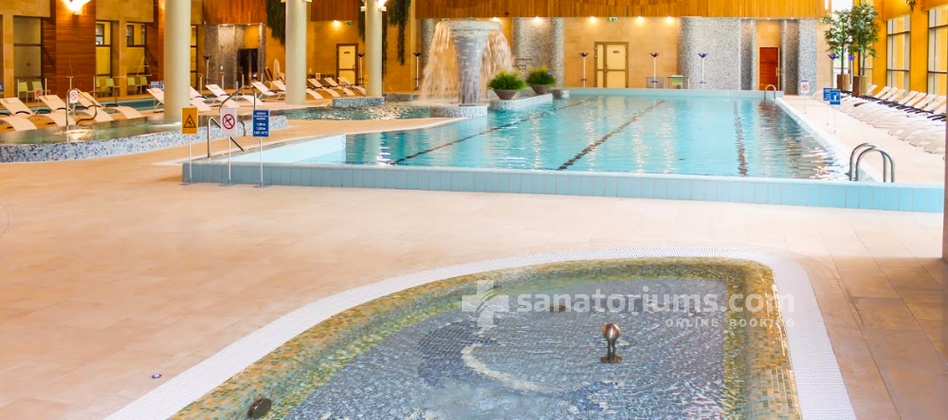 Spa Hotel Egle Comfort - children's swimming