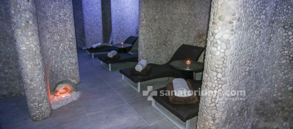Hotel Slovenija - recreational area at the medical center Terme & Wellness Palace