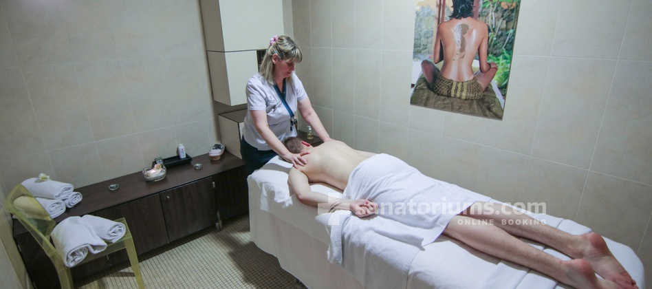 Hotel Slovenija - massage at the medical center Terme & Wellness Palace