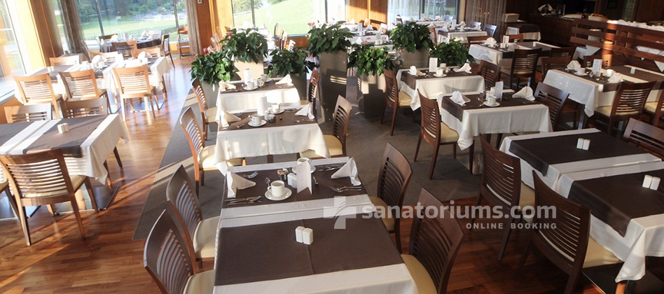 Boutique Hotel Atlantida - restaurant