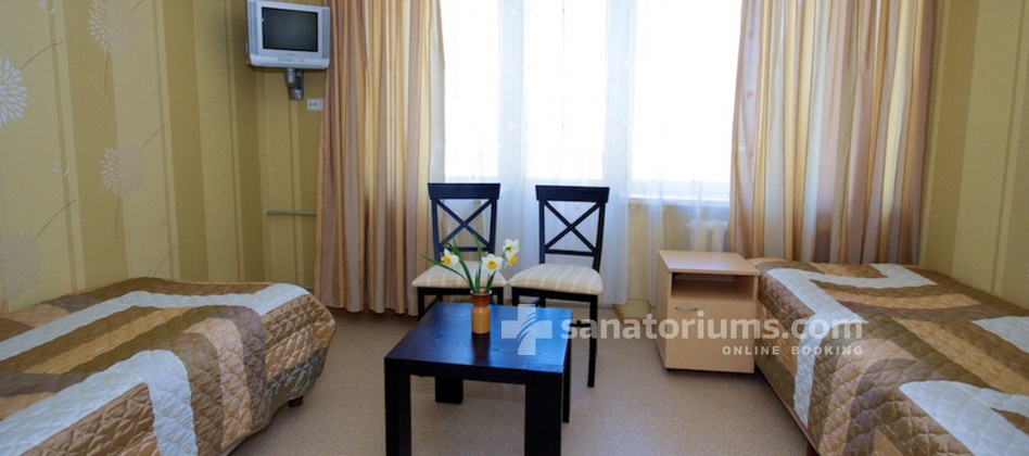 "Health and Wellness center Energetikas - double room ""Twin"""