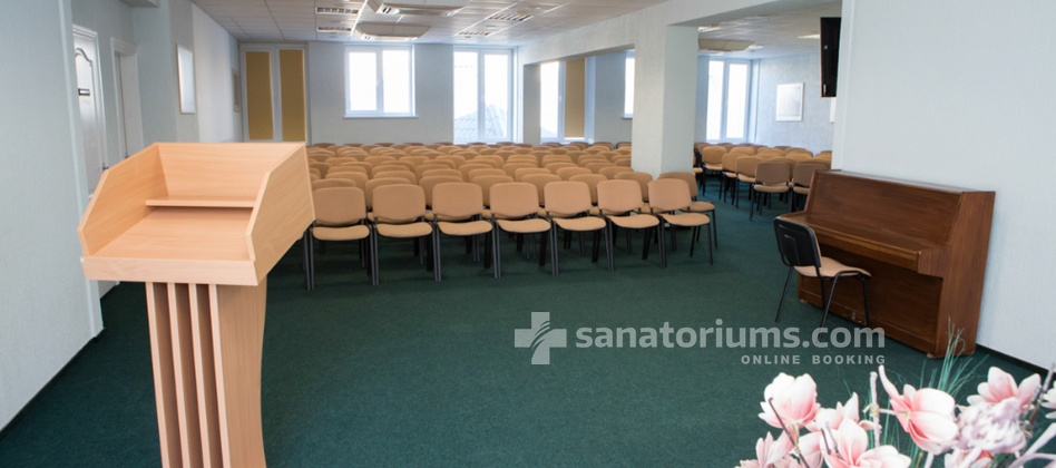 Health and Wellness center Energetikas - conference hall