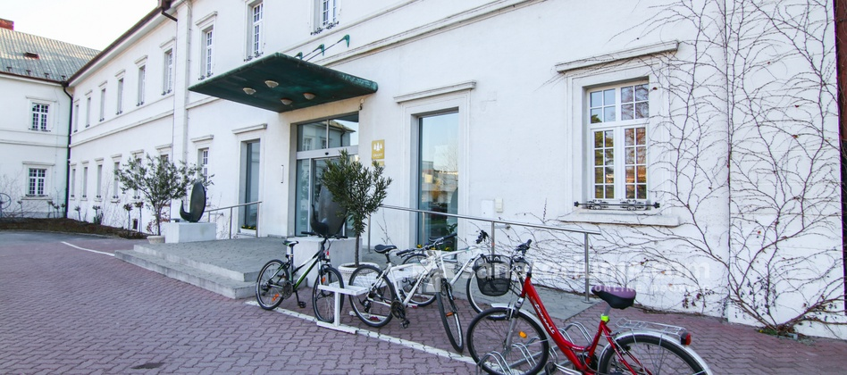 Hotel Granit - bicycles for rent