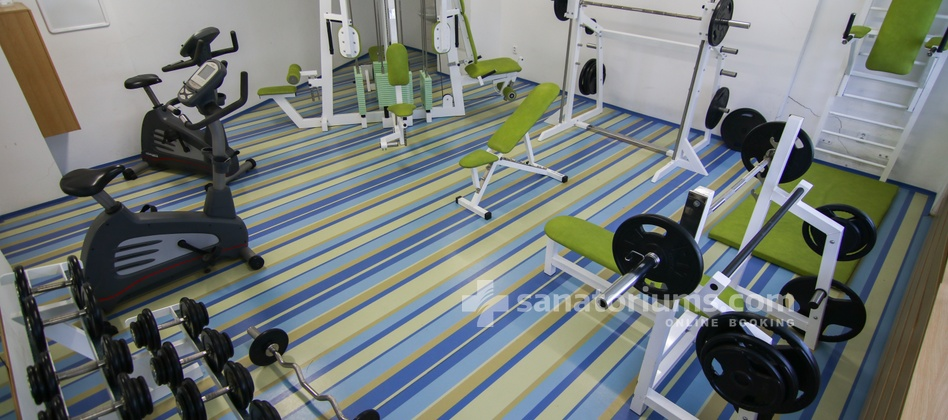 Hotel Park - fitness