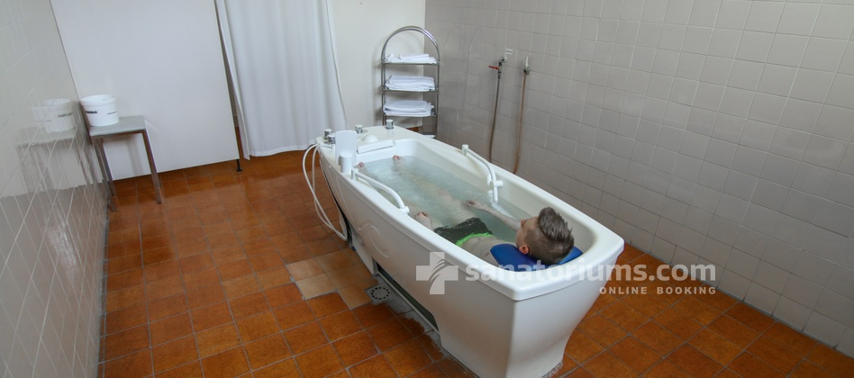 Spa Hotel Beethoven - hydroxeur