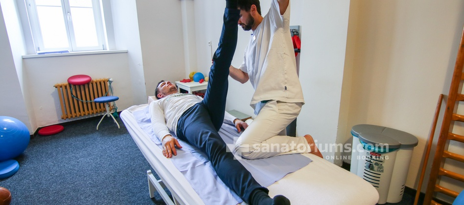 Spa Hotel Beethoven - Individual physiotherapy