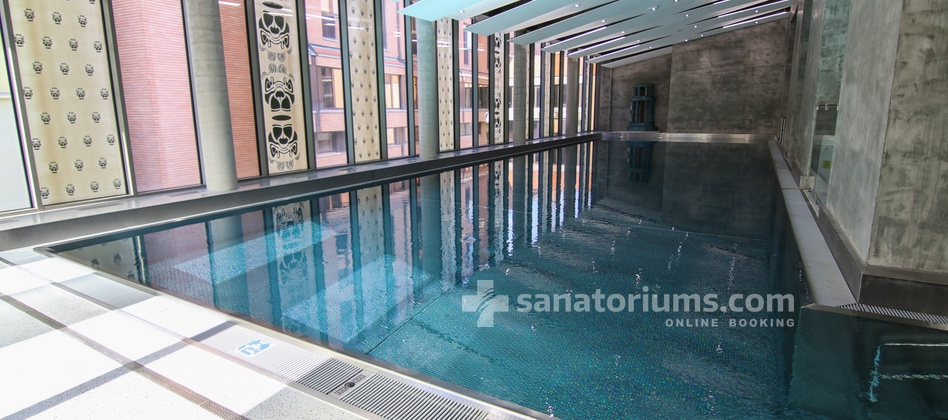 Spa Hotel Beethoven - thermal swimming pool