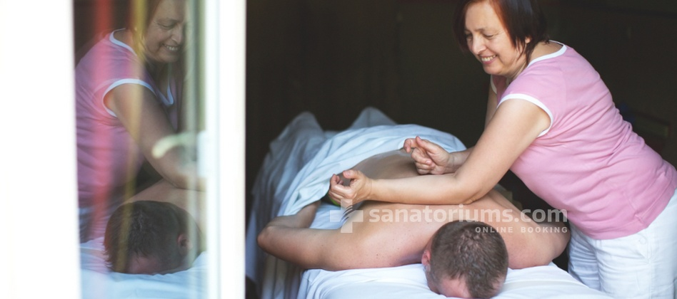 Spa Hotel Cisarske Lazne - massage
