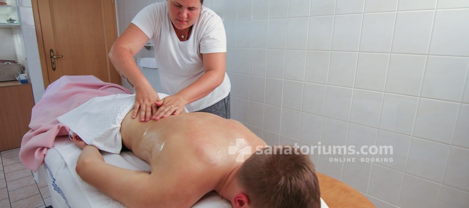 Spa Hotel Paris - massage