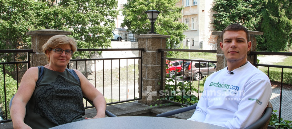 Spa Hotel Paris - interview with the director of the spa hotel